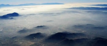 Los Angeles Basin Smog