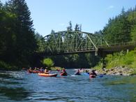 Crag Goes Kayaking