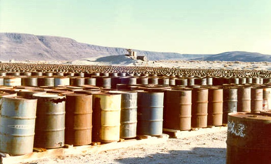 Lame Settlement on Alkali Lake Toxic Waste Dump Thwarted
