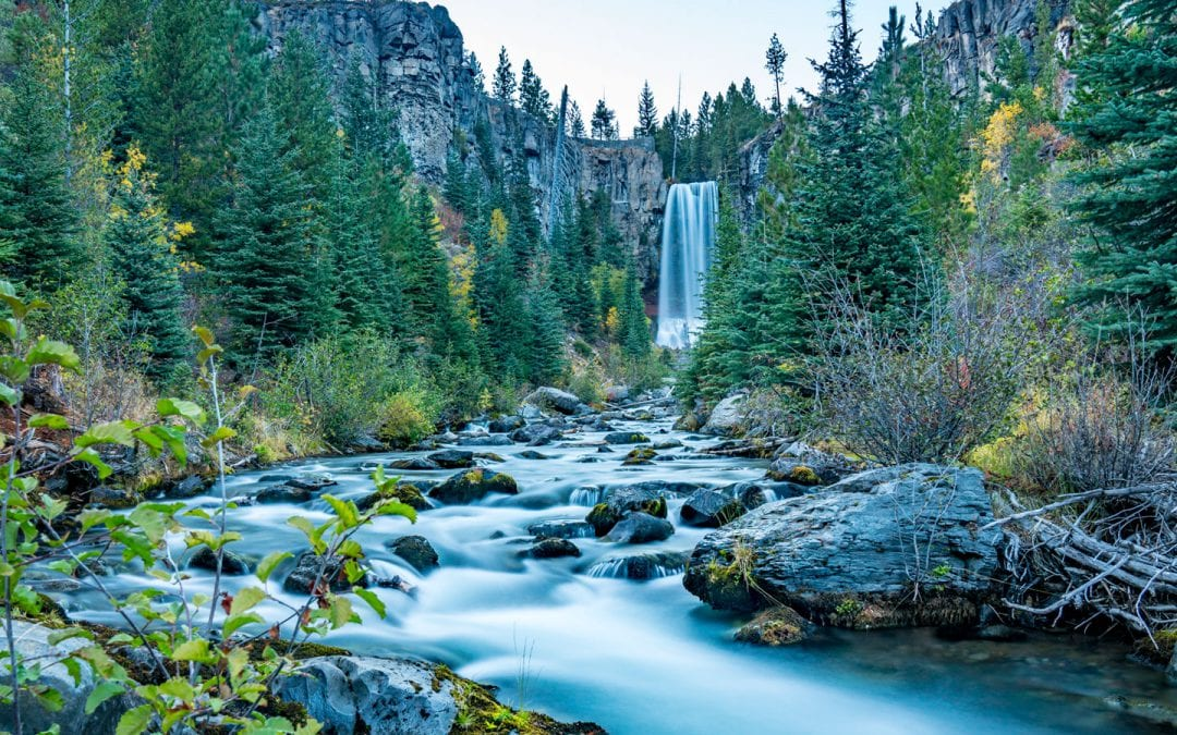 Crag Takes on Effort to Protect Tumalo Falls