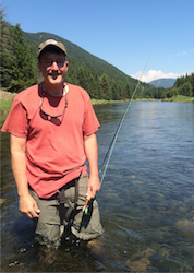 John DeVoe, Executive Director of WaterWatch of Oregon