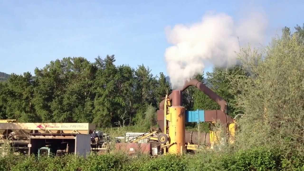 Crag Files Clean Air Act Lawsuit Against Illegal Asphalt Plant