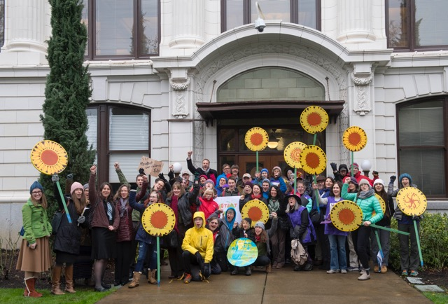 Oregon Youth Ask Appellate Court to Protect Our Climate