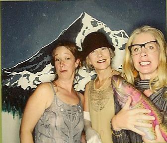 Suzanne + Blythe + Kristin