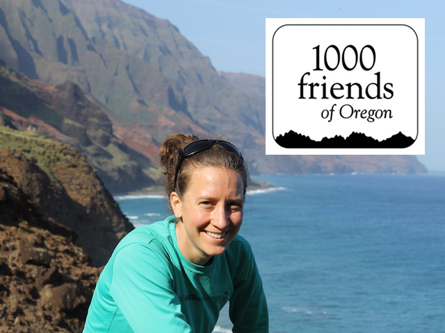 A Modern Day Circuit Rider: Meriel Darzen, 1000 Friends of Oregon