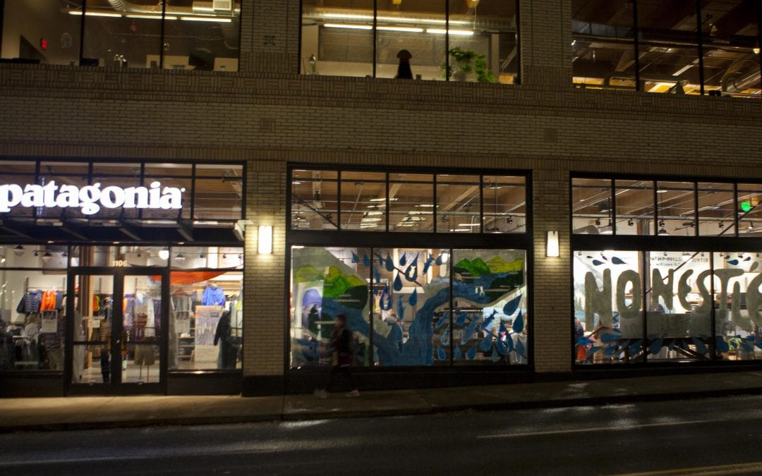Donate for Discounts at Patagonia Portland