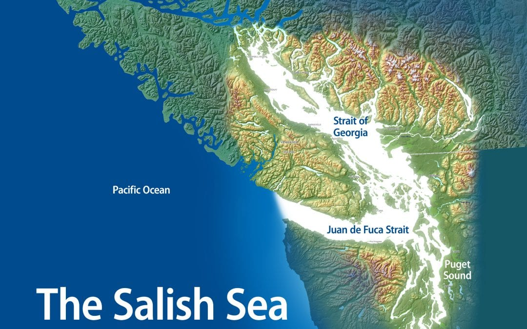 Crag Challenges Oil Refinery Expansion in the Salish Sea