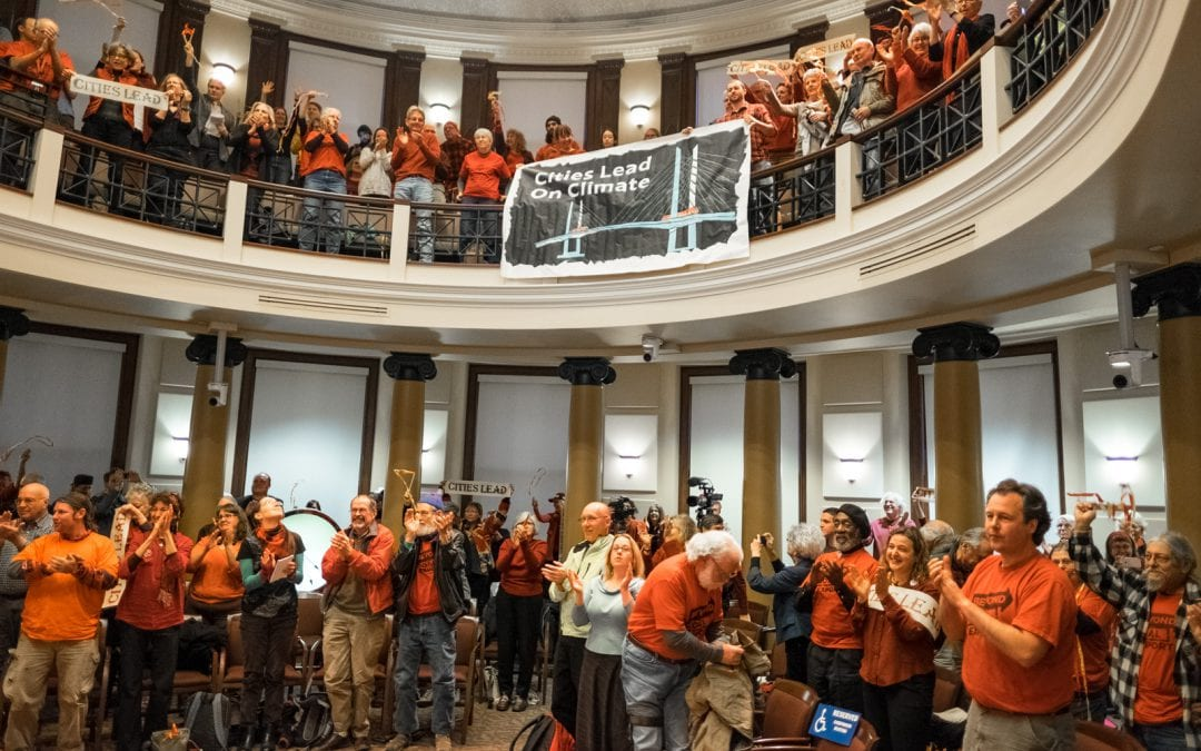 Major Win for Local Climate Action: Portland Fossil Fuel Restrictions Are Constitutional