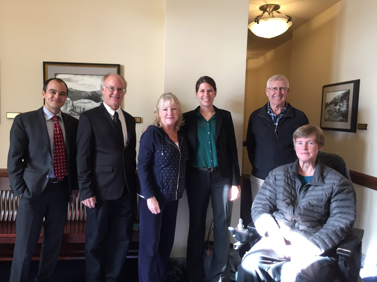 Rogue Advocates with Crag attorneys Maura Fahey and Chris Winters