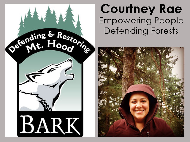 Bark – Courtney Rae