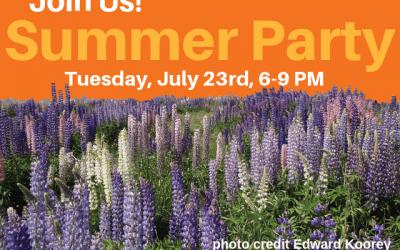 Crag's Summer Party at Lagunitas Community Room-Tuesday, July 23rd
