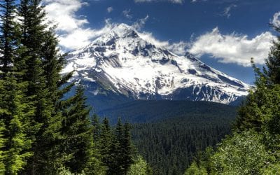 200,000 Acres of Wilderness and Water Source Area Protected on Mt. Hood