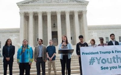 Federal Youth Climate Case – Juliana v. U.S.