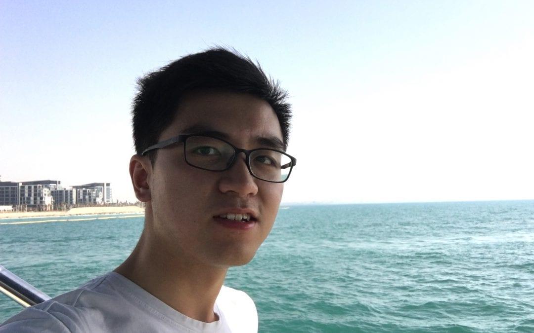 Haotian Wang – 2018 Intern