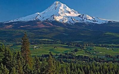 Mt. Hood Wilderness Land Exchange