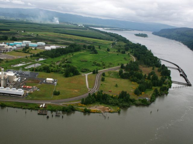 Port Westward: Rezoning Farmland for Industrial Use