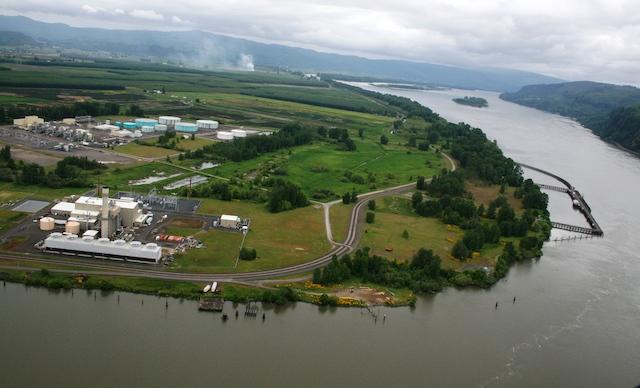 Oregon Farmland Protected at Port Westward!
