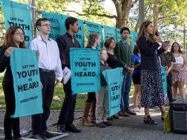 Washington Youth Climate Case – League of Women Voters Washington