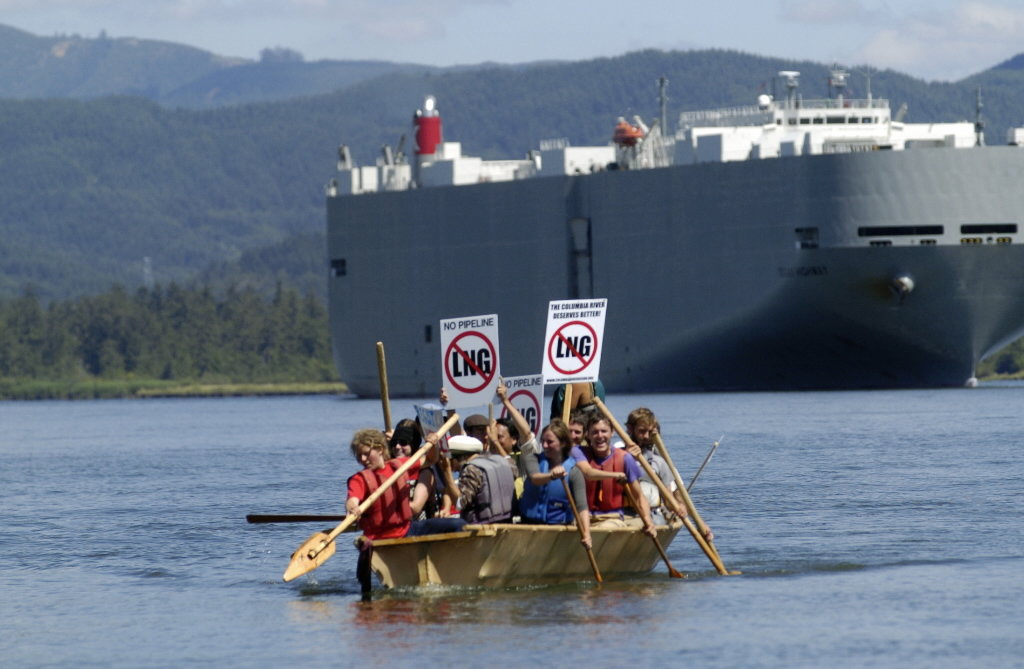 Take Action: Submit Comments Opposing Jordan Cove LNG