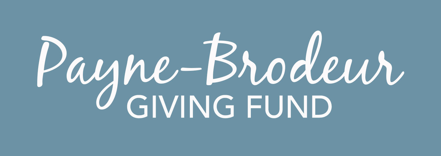 payne-brodeur giving fund logo color