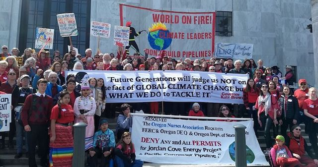 Crag Files Appeal of Permit for Jordan Cove LNG Terminal in Coos Bay, Oregon