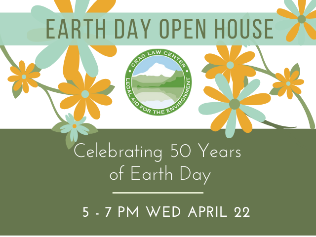 Earth Day Open House