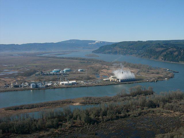 Port Westard Cascade_Grain_ethanol_plant,