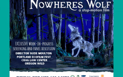 Nowheres Wolf: A Stop Motion Film