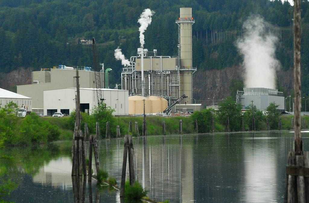 Oregon Farmland Protected from Proposed Methanol Refinery at Port Westward!