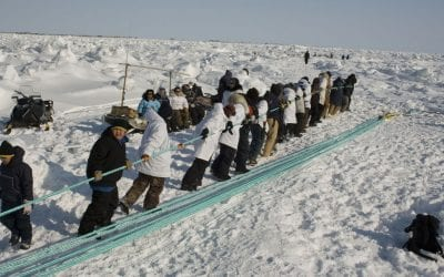 Crag Fights for Inupiat Communities for the Second Time