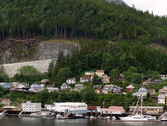 Tongass Logging Project Suspended on Revilla Island