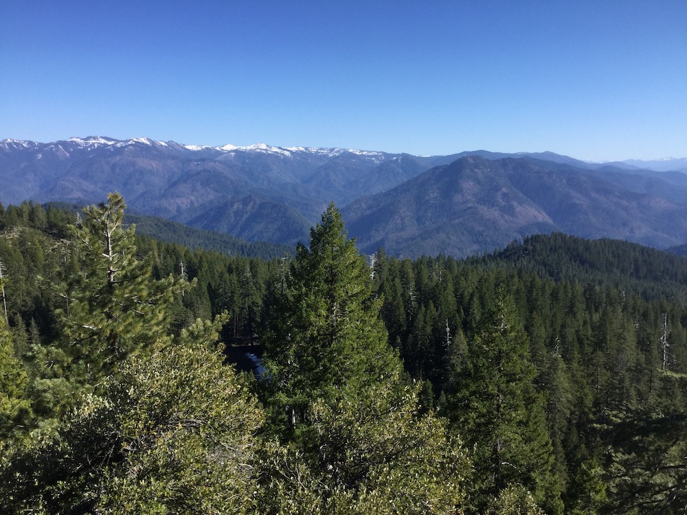 Klamath National Forest photo by Kimberly Baker