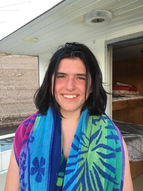 Rena Kittredge - Lincoln High School Intern 2020-2021