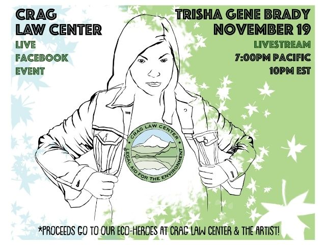 Live: Trisha Gene Brady Benefit Concert for Crag