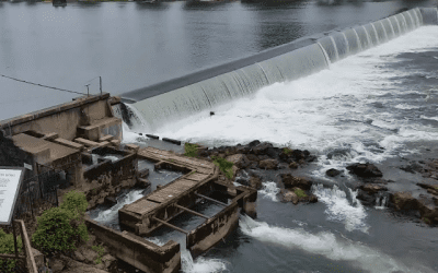 Unlawful Botched Repairs At Winchester Dam