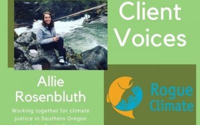 Allie Rosenbluth, Rogue Climate