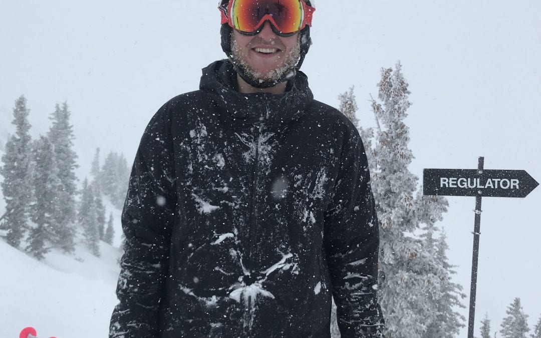 Eric Wriston – 2021 Summer Associate