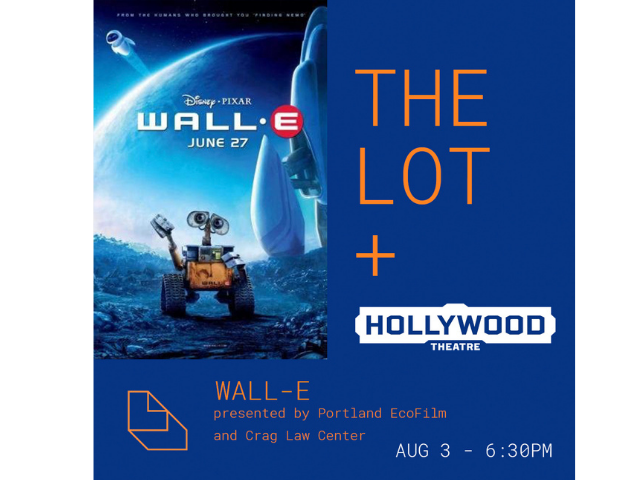 Join Crag for Wall-E!