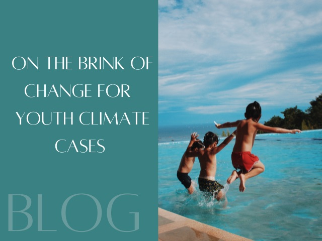 Big Day for Youth Climate Case
