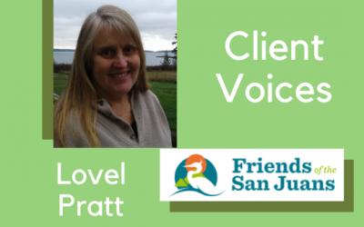 Lovel Pratt, Friends of the San Juans