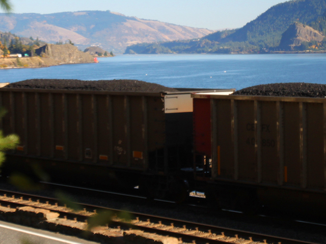 Coal Export Terminal Denied!