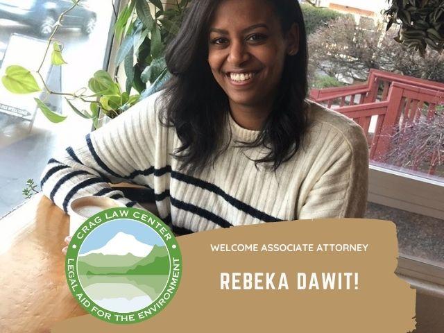 Rebeka Dawit: Trailblazing for Environmental Justice