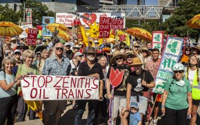 Crag Joins City of  Portland to Defend Denial of Zenith